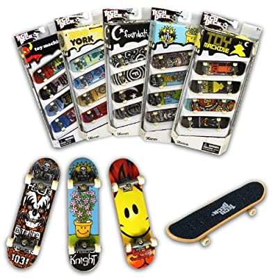 Tech Deck 96MM Fingerboards 4 Pack (Styles vary) from Spin Master