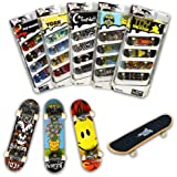 Tech Deck 96mm Boards - 4 Pack (Types May Vary)