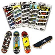 Tech Deck 96MM Fingerboards 4 Pack (S…
