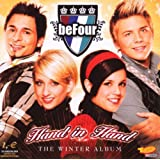 "Hand in Hand (the Winter Album)von ""BeFour"""