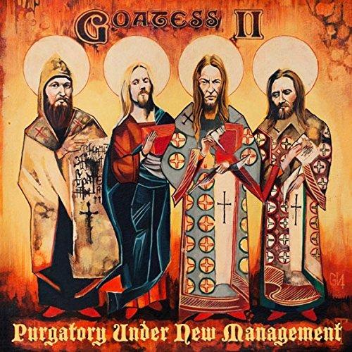 Purgatory Under New Management - Beer Coloured Vinyl