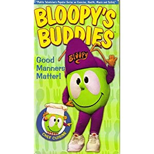 Bloopys Buddies Good Manners Matter On Popscreen