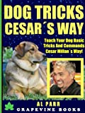 Dog Tricks Cesar´s Way! Teach Your Dog Basic Tricks And Commands Cesar Millan´s Way! (Over 200 Pages) (Pack Leader Training Trilogy Vol 2)