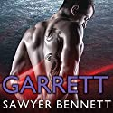 Garrett: Cold Fury Hockey, Book 2 (       UNABRIDGED) by Sawyer Bennett Narrated by Cris Dukehart, Graham Halstead
