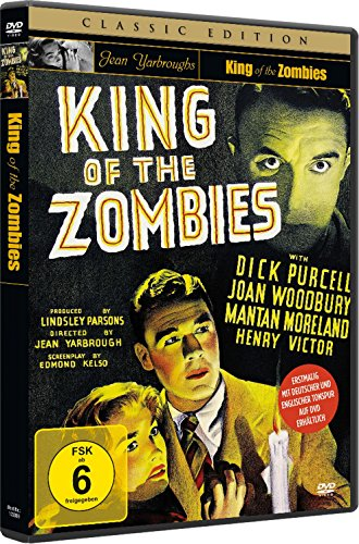 King of the Zombies (1941) [DVD]