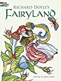 img - for Richard Doyle's Fairyland (Dover Art Coloring Book) book / textbook / text book