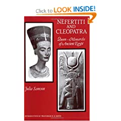 Nefertiti and Cleopatra: Queen-Monarchs Ancient Egypt (Queen-Monarchs of Ancient Egypt)