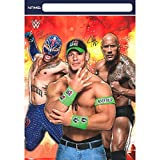 WWE Loot Bags [8 per Pack]