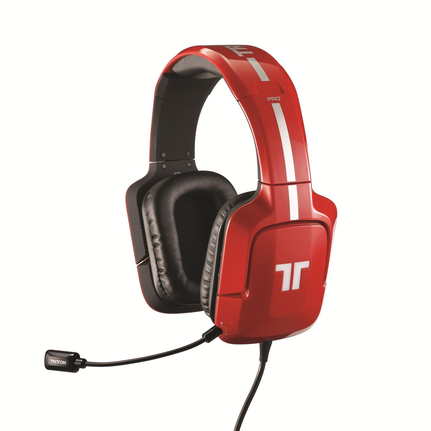 Casque & Micro TRITTON PROPLUS ROUGE
