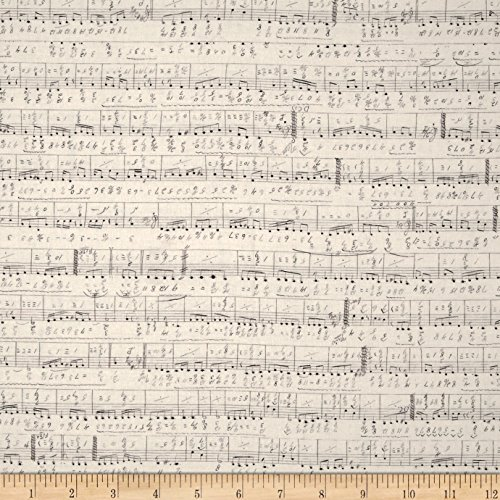 Tim Holtz Eclectic Elements Symphony Neutral Fabric By The Yard (Kitchen Elements compare prices)
