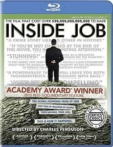 Inside Job [Blu-ray] (Sous-titres français) [Import]