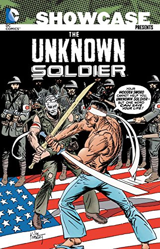 Showcase Presents: The Unknown Soldier Volume 2 TP