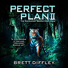 Perfect Plan II (       UNABRIDGED) by Brett Diffley Narrated by Tim Campbell