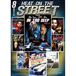 8-Film Heat On The Street