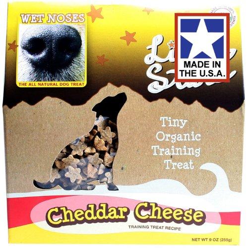 Wet Noses Little Stars - Cheddar (Wet Nose Dog Bones compare prices)