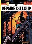 Lefranc - tome 4 - Le Repaire du Loup