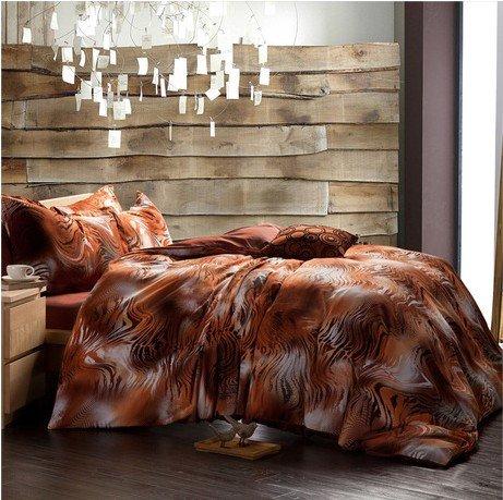 Leopard Print Baby Bedding
