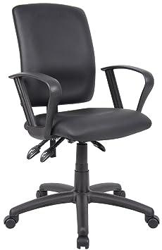 Tarea silla multifunción, pu, Loop Arms