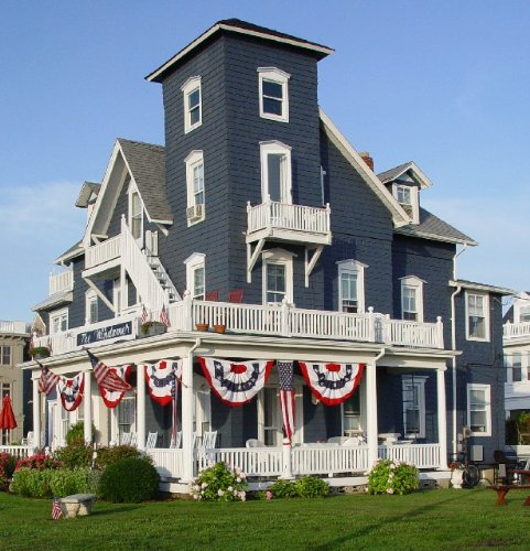 The Hotel Windermere (Stories From Ocean Grove)