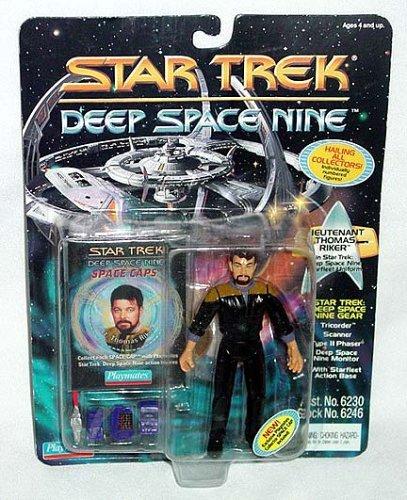 Star Trek Deep Space 9 - Lieutenant Thomas Riker
