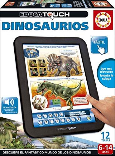 Educa Touch - Dinosaurios, juguete electrónico (16133)