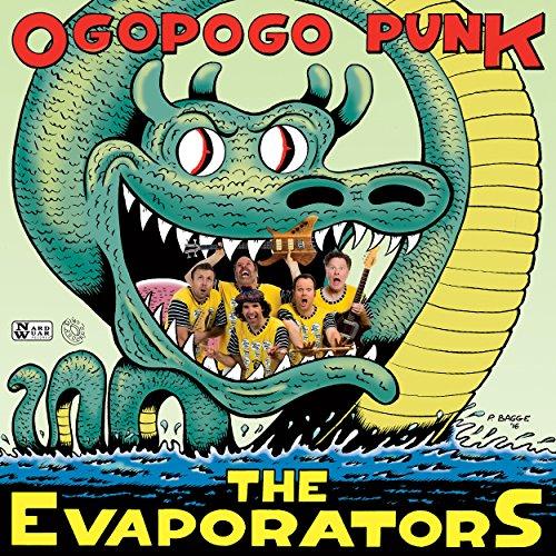 Vinilo : Evaporators - Ogopogo Punk (LP Vinyl)