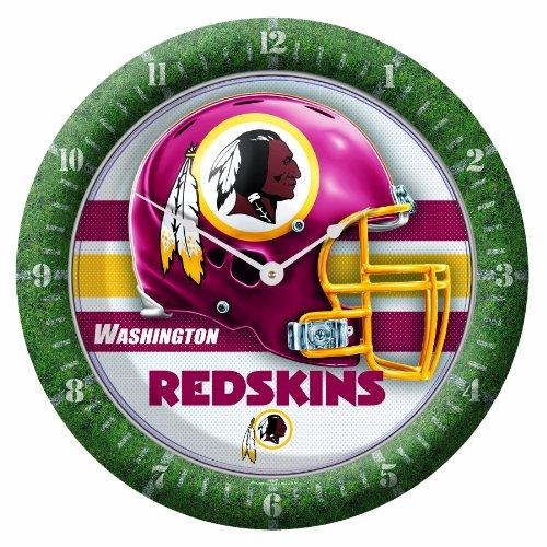 NFL Washington Redskins Game Time Clock