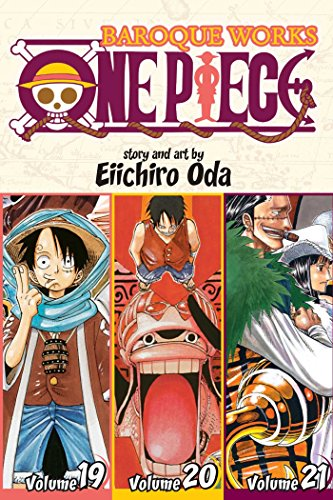 One Piece (3-in-1 Edition) Volume 7