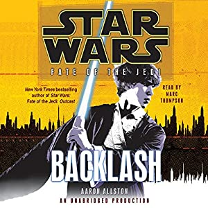 Star Wars: Fate of the Jedi: Backlash Hörbuch