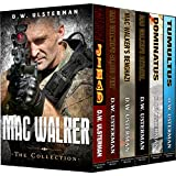 Military Fiction: THE MAC WALKER COLLECTION: A special ops military fiction collection... (conspiracy,apocalypse,thrillers,military fiction)