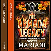 The Armada Legacy: Ben Hope, Book 8 | Scott Mariani