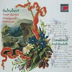 """Adagio in E-flat Major for Piano Trio, (Op. posth. 148), D. 897 """"Notturno"""""""