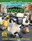 Shaun the Sheep Movie [Blu-ray + DVD] (Bilingual)