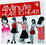 HEART TO HEART(JAPANESE VERSION)♪4Minute