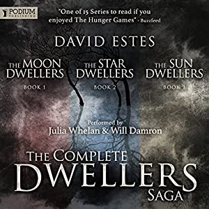 The Dwellers Saga Omnibus Audiobook
