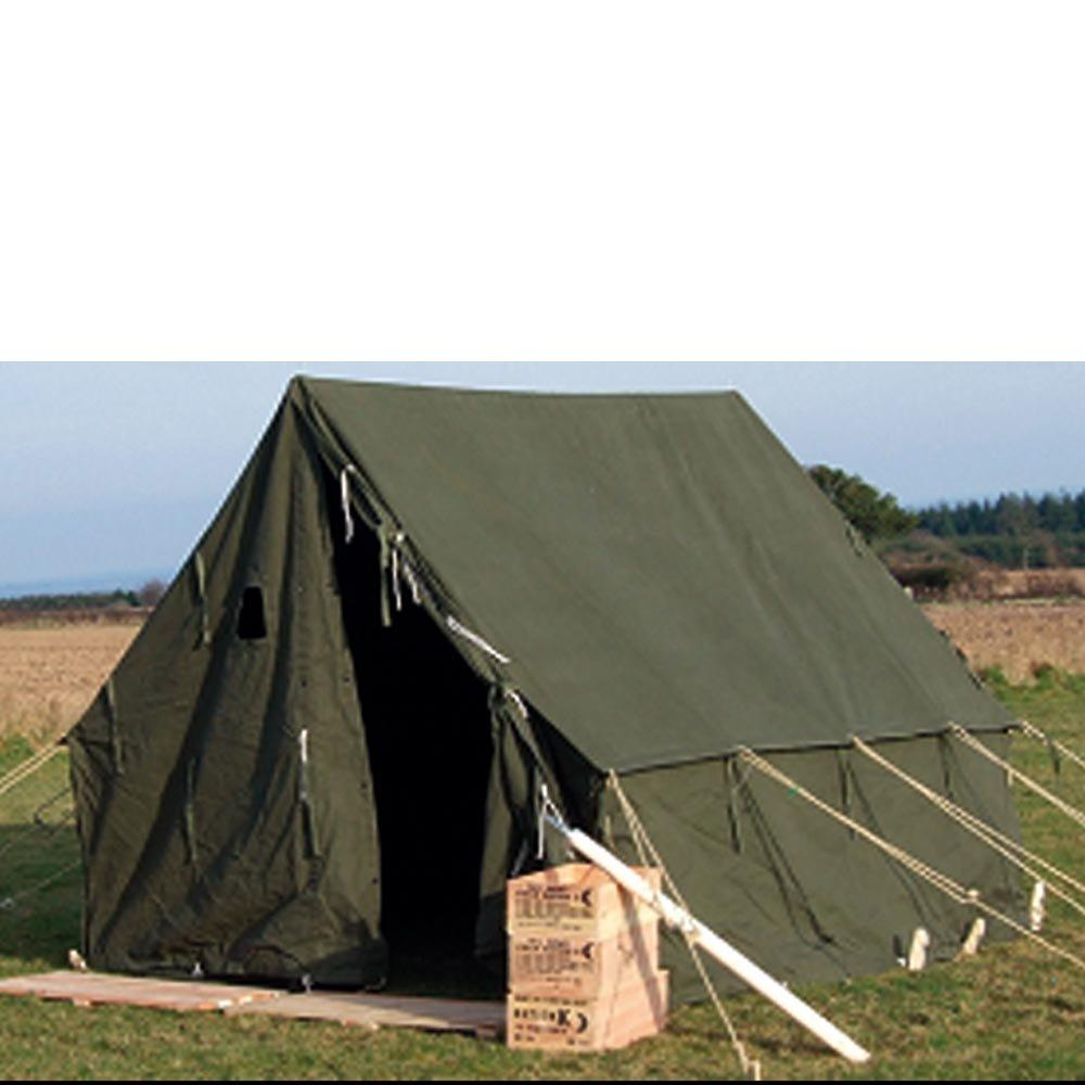 Armeezelt, Zelt der Armee, US Small Wall Zelt, Dackelgarage, Bundeswehr Zelt, Armeezelt Camping