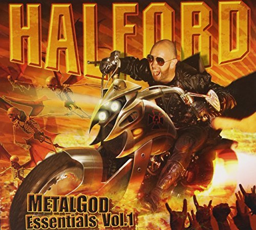 Halford - Metalgod Essentials Vol.1: +DVD by Rob Halford