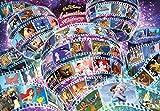 1000ピース ジグソーパズル ディズニー アニメーションヒストリー(51x73.5cm)