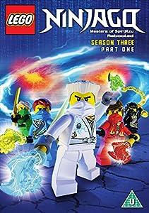 LEGO Ninjago - Masters Of Spinjitzu: Season 3 - Part 1 [DVD] [2015]