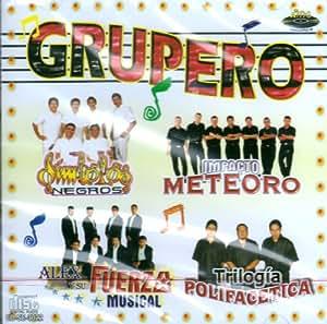 Simbolos Negros, Impacto Meteoro, Alex Y Su Fuerza Musical, Triologia