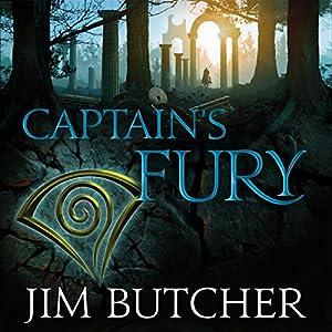 Captain's Fury Hörbuch