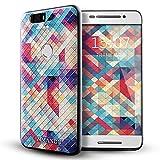 Google Nexus 6p hülle,Lizimandu TPU 3D Handyhülle Muster