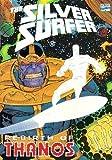 Silver Surfer: Rebirth of Thanos (0871359685) by Jim Starlin