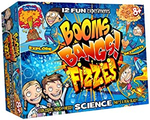 John Adams Booms Bangs Fizzes