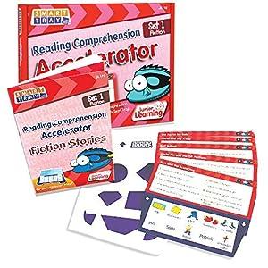 Reading Comprehension Set 1 Fiction Smart Tray by Reading Comprehension Set 1 Fiction
