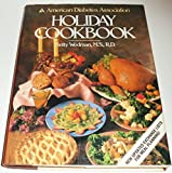 img - for American Diabetes Association holiday cookbook by Wedman-St. Louis Betty (1986-01-01) Hardcover book / textbook / text book