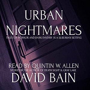 Urban Nightmares Audiobook