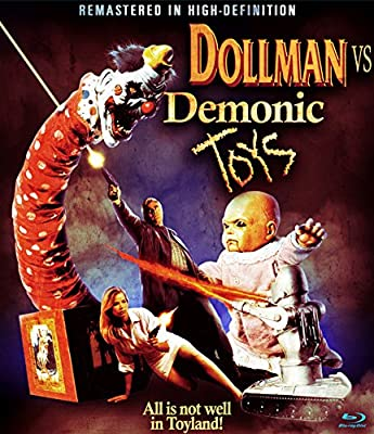 Dollman Vs Demonic Toys [Blu-ray]