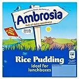 Ambrosia Rice Pudding Pots 8 x 125g