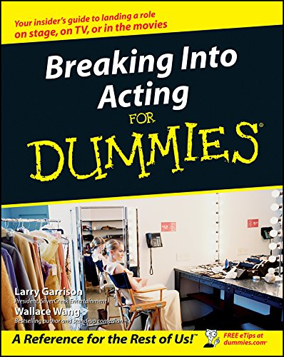 Breaking Into Acting For Dummies front-1000732